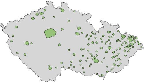 mapa pokrití mapy.cz