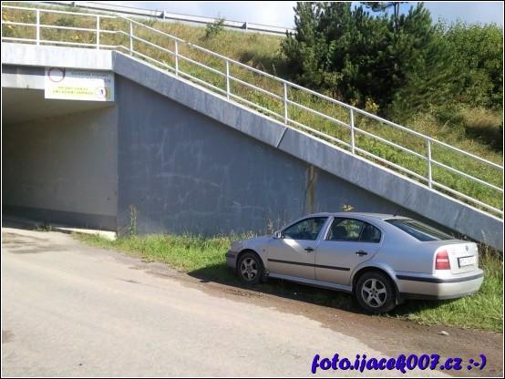 obrázek parkování