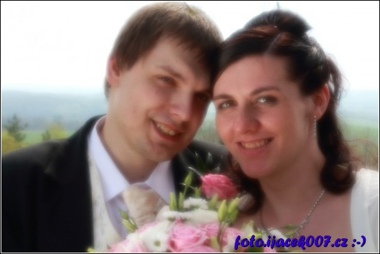 svatební fotografie :-)