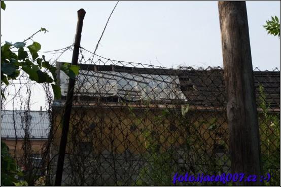 tornádo v Krnově poničilo několik střech