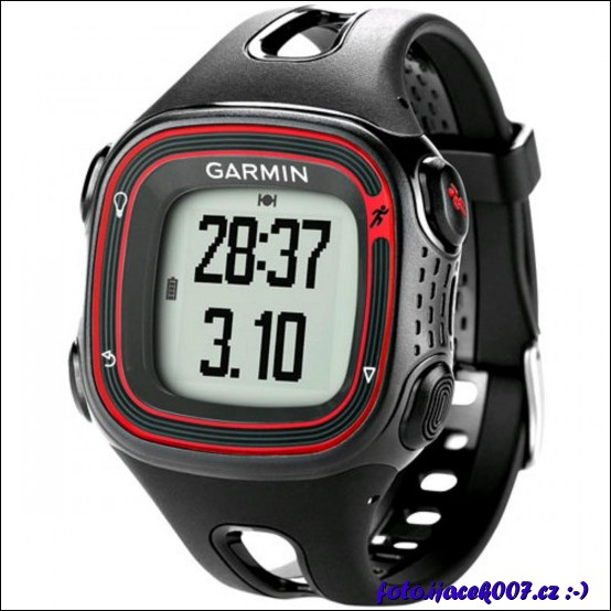 GPS běžecké hodinky Garmin Forerunner 10