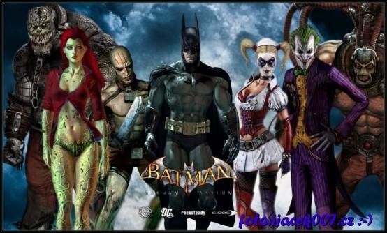 Grafika herních postav