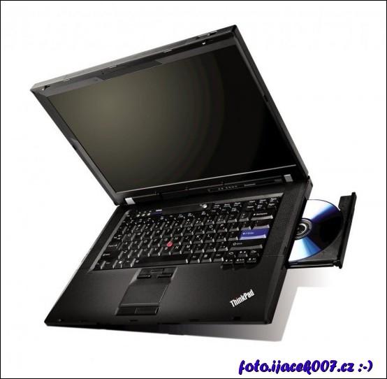 krásný a precizně vyrobený notebook Lenovo R500