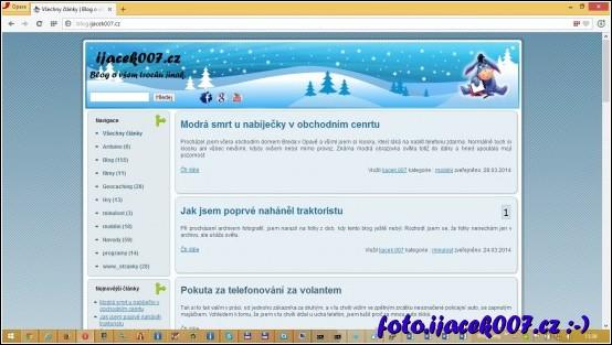 snímek obrazovky webové stránky