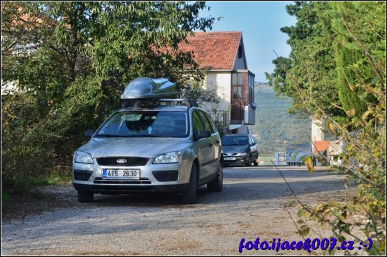 cesta do chorvatska vlastnim autem