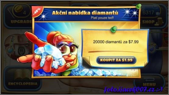 možný nákup v aplikaci za reálné peníze