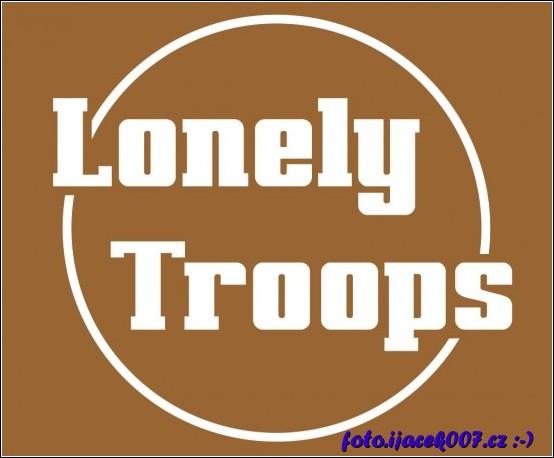 logo slovenské společnosti Lonely Troops