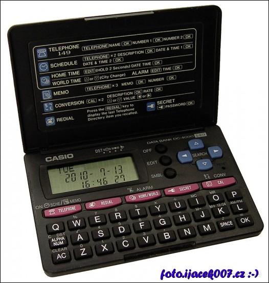 obrázek Casio DC-4000