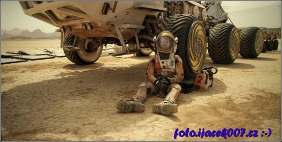 Jediný dopravní prostředek s podporou života který měl astronaut k dispozici.