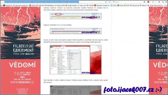 webová stránka která vykradla celý můj článek.