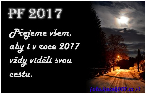 přání do nového roku