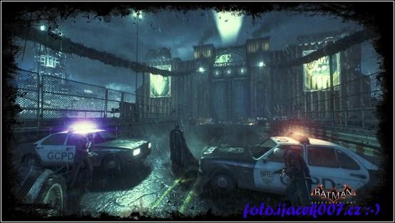 snímek ze hry