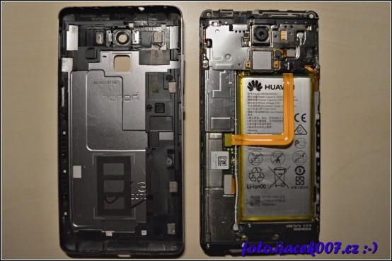 Takto vypadá otevřený mobilní telefon honor7