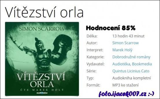Logo audioknihy a popis
