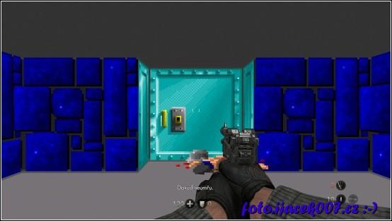 Možnost zahrát si starý vzhled původní hry.