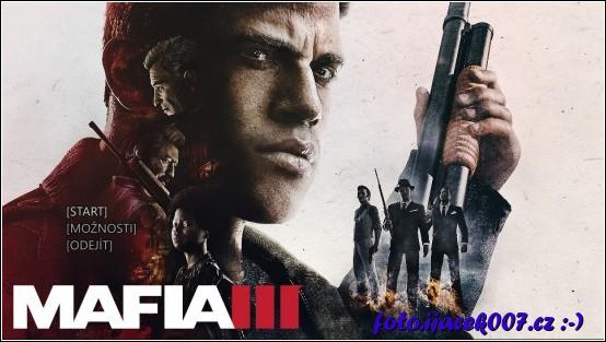 logo hry mafia 3