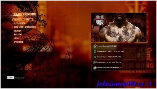 obrázek menu hry
