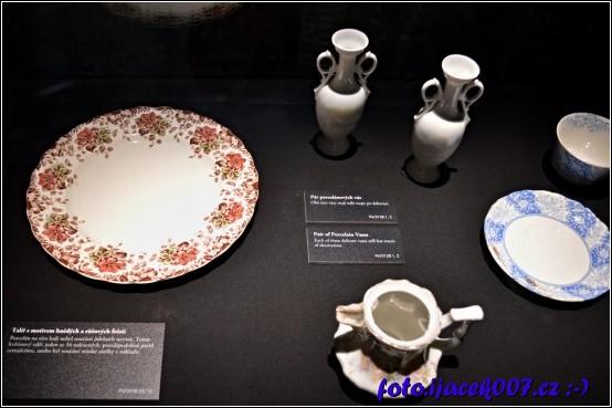 obrázek porcelán první třídy
