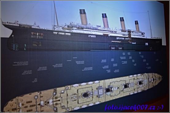 obrázek pruřez lodi