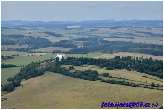 obrázek Uhlířský vrch