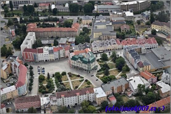 obrázek Náměstí Krnov