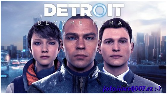 Obalka hry s trojicí herních postav