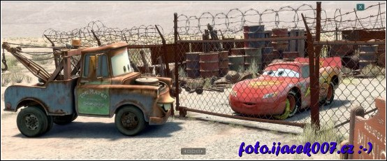obrázek film auta